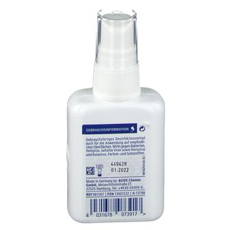 Sterillium® Protect & Care Fläche Desinfektionsspray