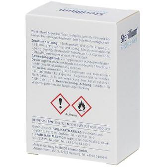 Sterillium® Protect & Care Händedesinfektionstücher