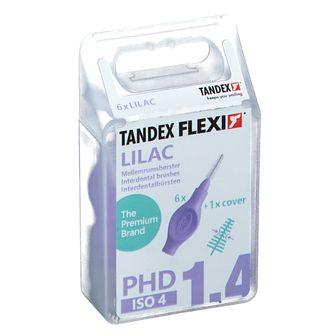 TANDEX FLEXI Interdentalbürste lila