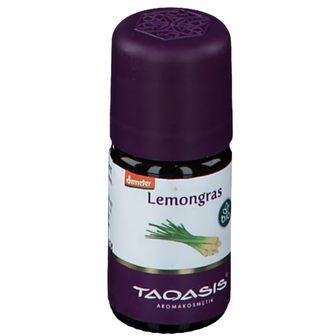 Taoasis® Lemongras fein Bio/demeter