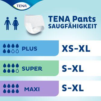 TENA Pants Plus M ConfioFit