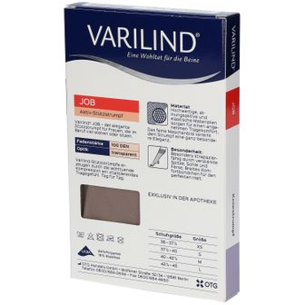 VARILIND® Job 100 DEN Gr. L transparent muschel