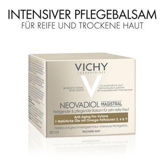 VICHY Neovadiol Magistral + 200 ml VICHY reinigendes Handgel GRATIS