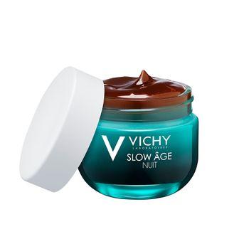 VICHY Slow Âge Nacht - Regenerierende Creme & Maske