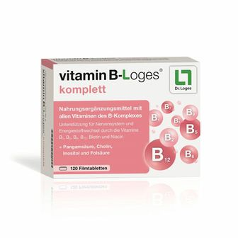 vitamin B-Loges® komplett