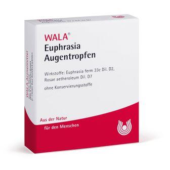 WALA® Euphrasia Augentropfen 10X0,5 ml - shop-apotheke.at