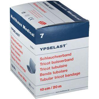 YPSELAST® Schlauchverband Gr.7 20 m weiß