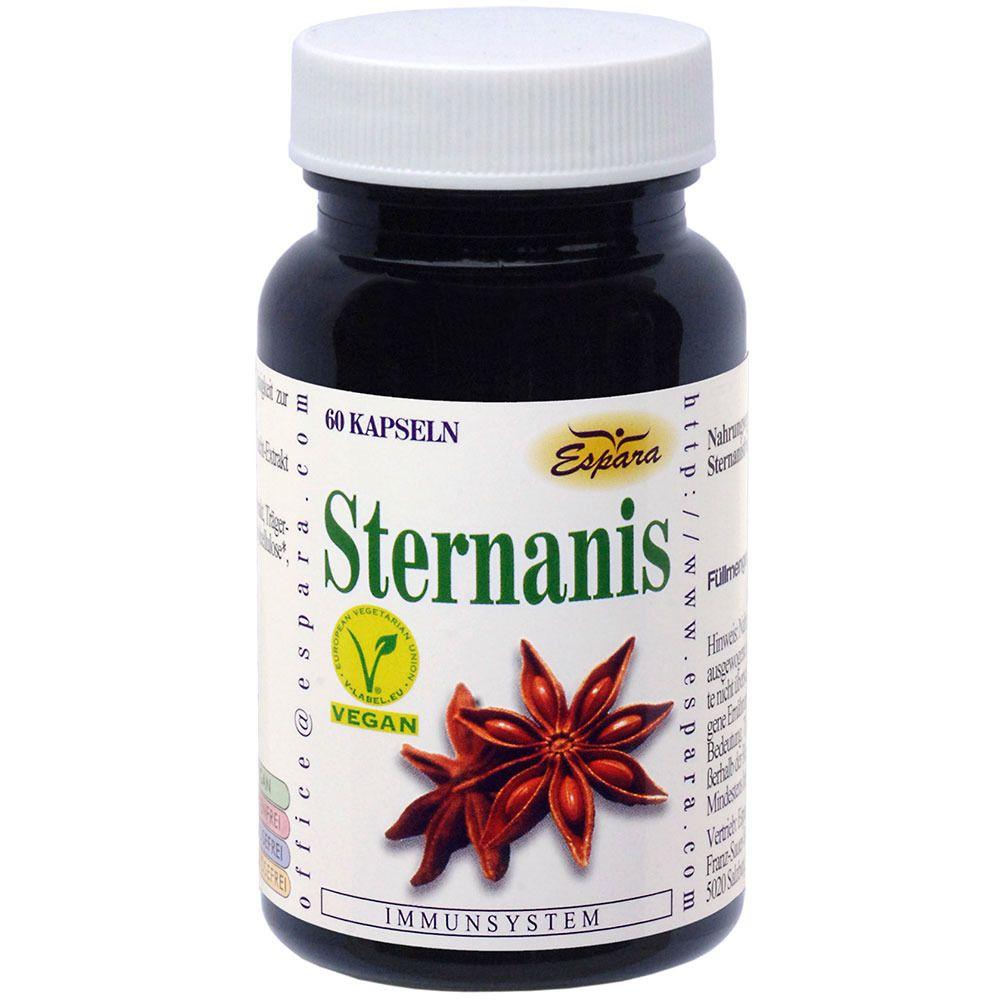 Sternanis zum Abnehmen