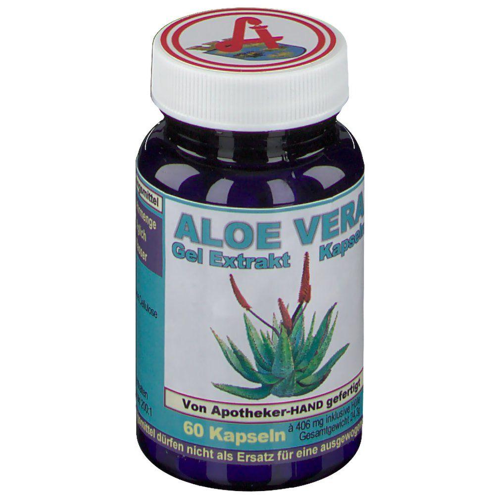 Aloe Vera Extrakt
