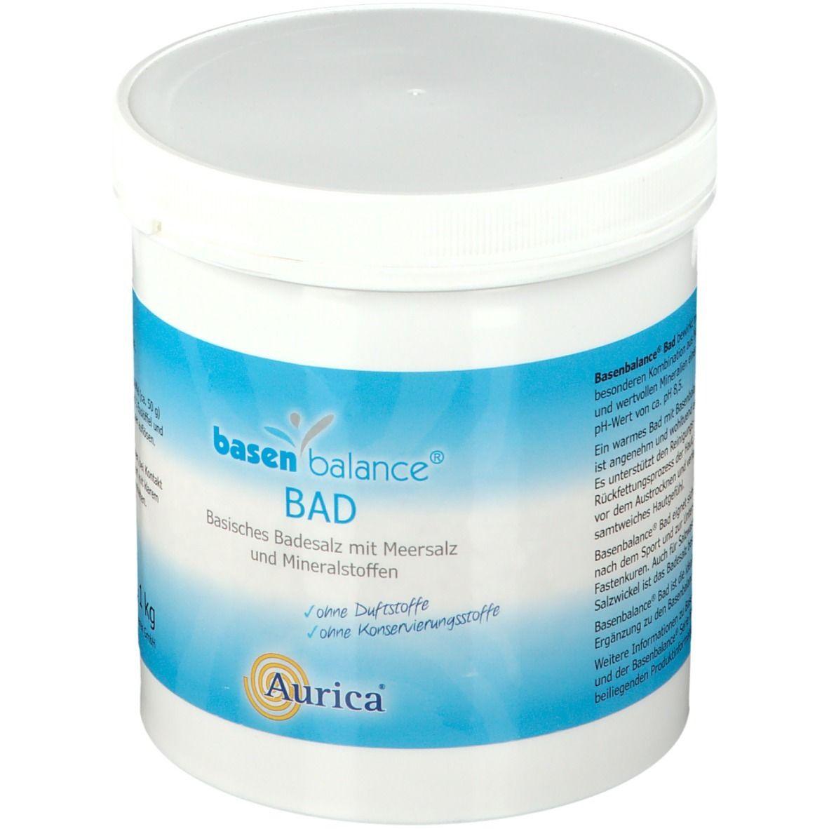 Aurica® Basenbalance® Bad