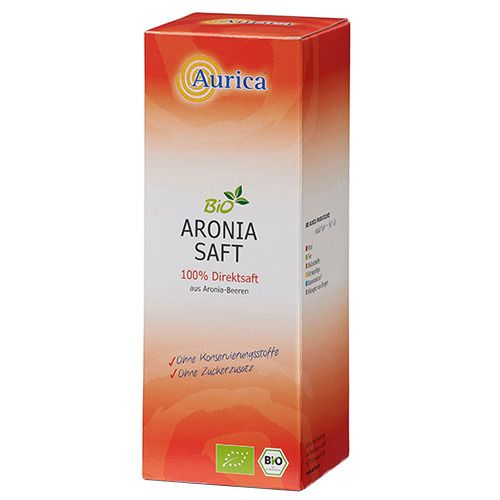 Aurica® Bio Aronia Saft