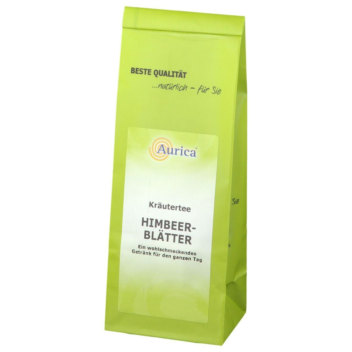 Aurica® Himbeerblätter Tee