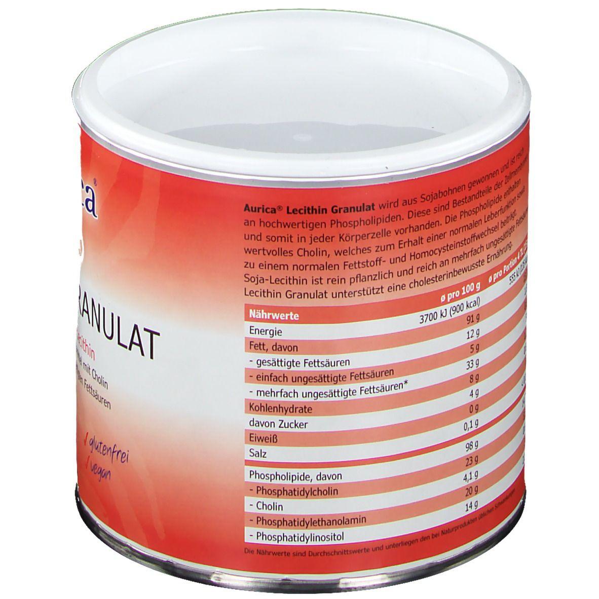 Aurica® Lecithin Granulat