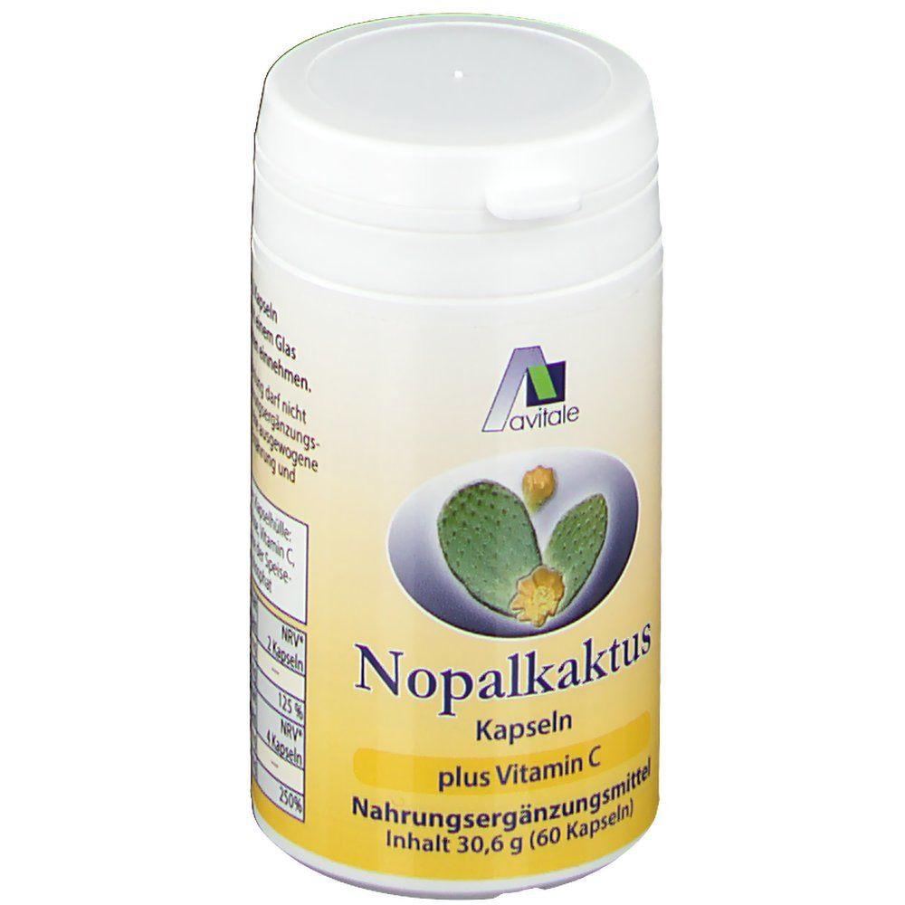 Noni zum Abnehmen Nopal Kapseln