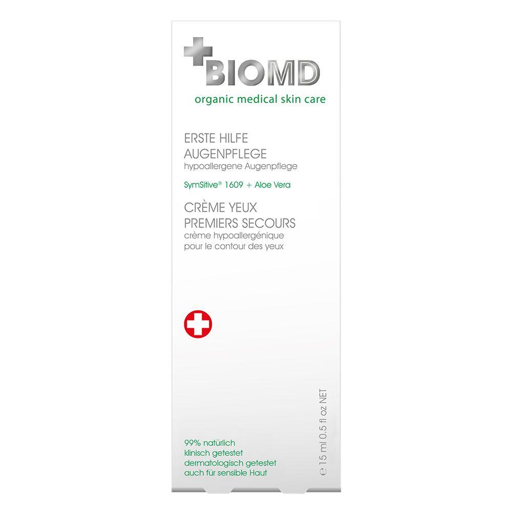 BIOMED Erste Hilfe Augenpflege Creme