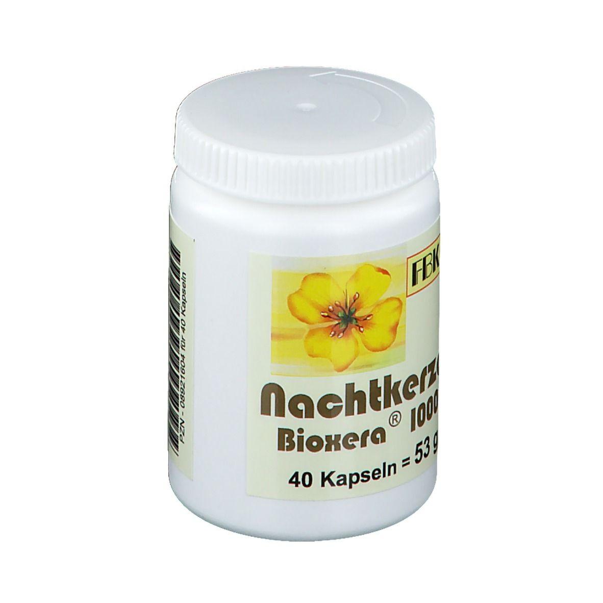 Bioxera® Nachtkerze 1000