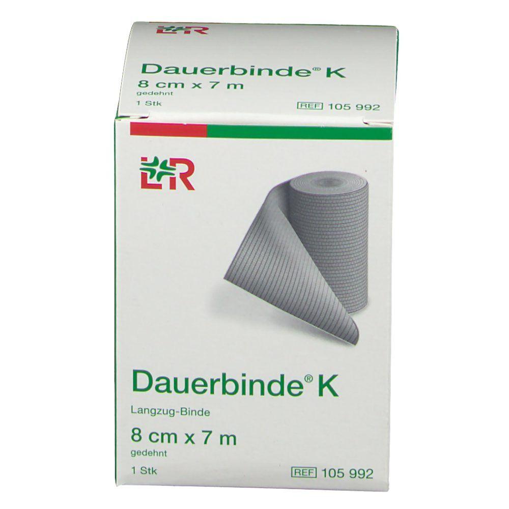 Dauerbinde® K 8 cm x 7 m