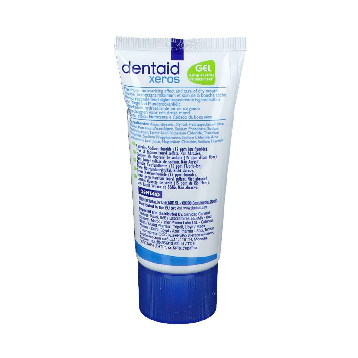 dentaid® xeros Feuchtigkeits-Gel