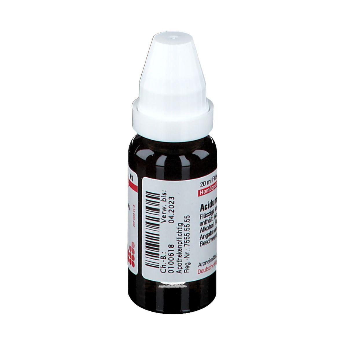 DHU Acidum Phosphoricum D6