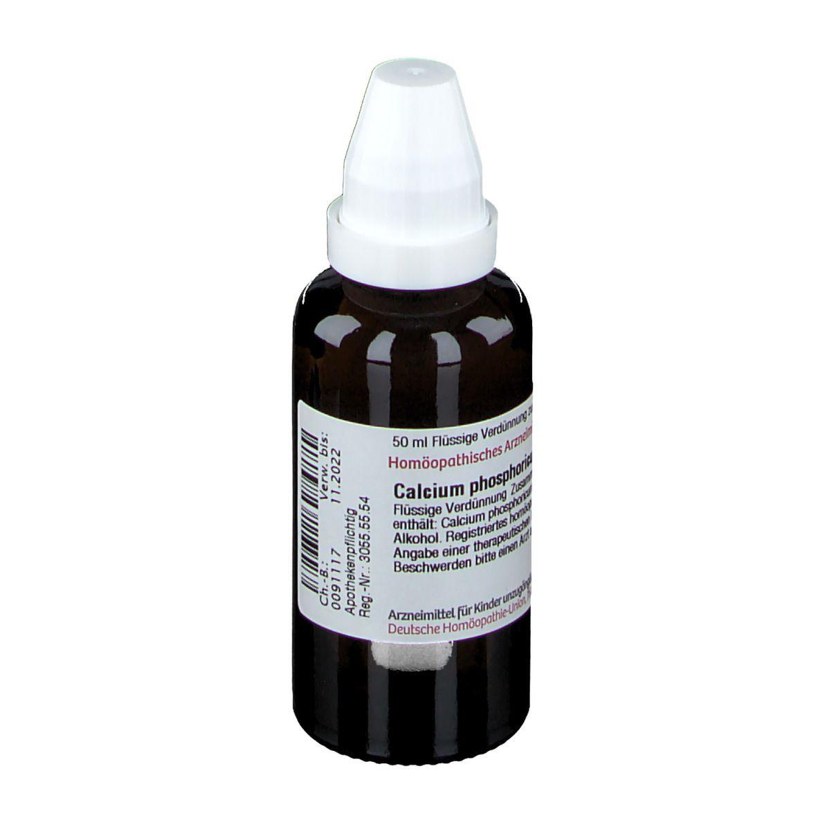 DHU Calcium Phosphoricum D8