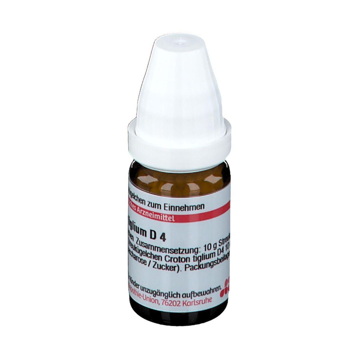 DHU Croton Tiglium D4