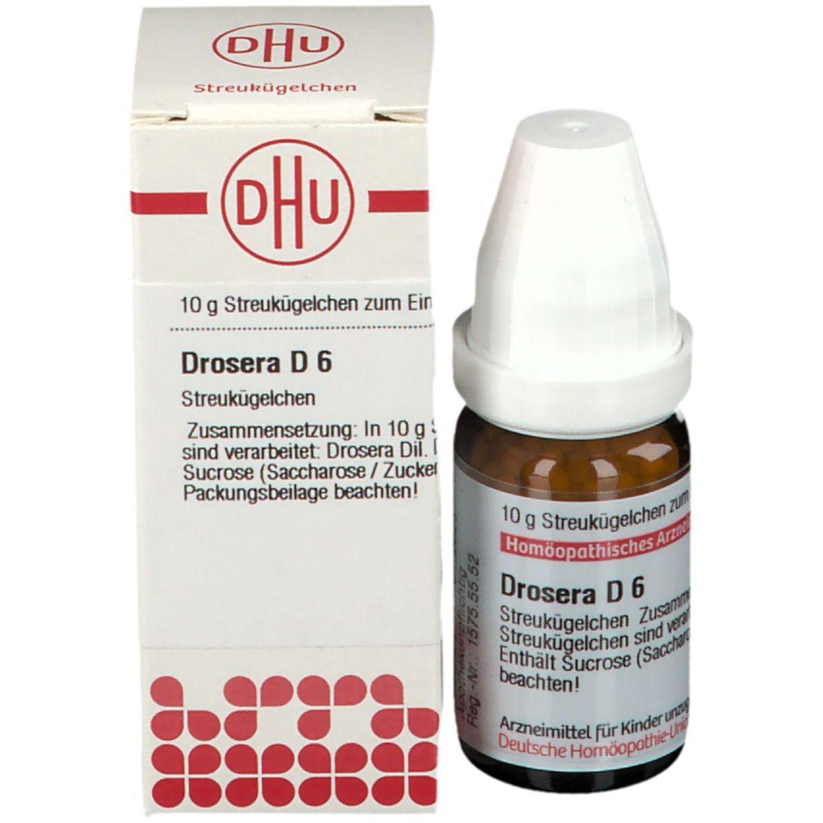 DHU Drosera D6