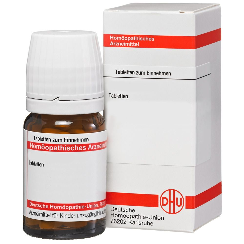 DHU Hepar Sulfuris D4