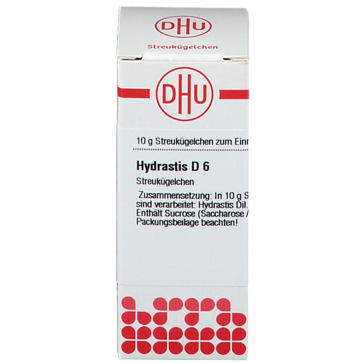 DHU Hydrastis D6