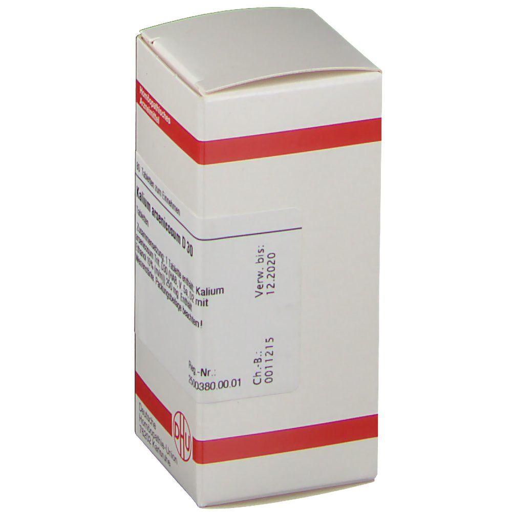 DHU Kalium Arsenicosum D30