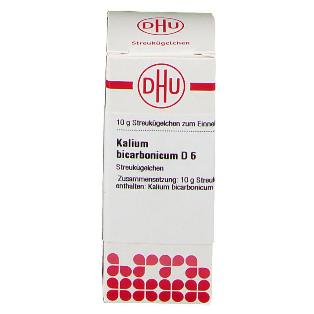 DHU Kalium Bicarbonicum D6