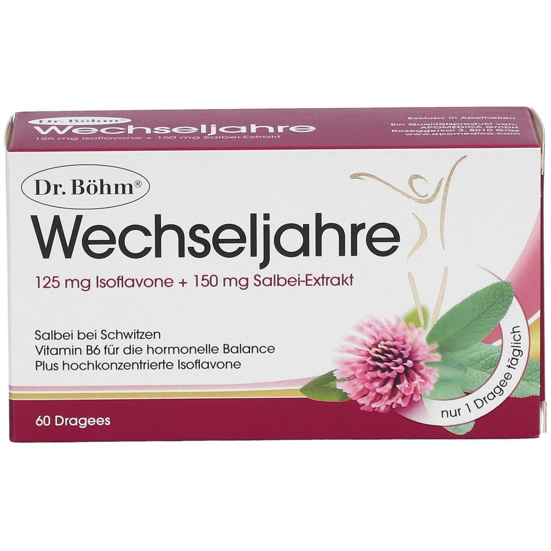 Schwitzen salbei dragees gegen Dr. Böhm®