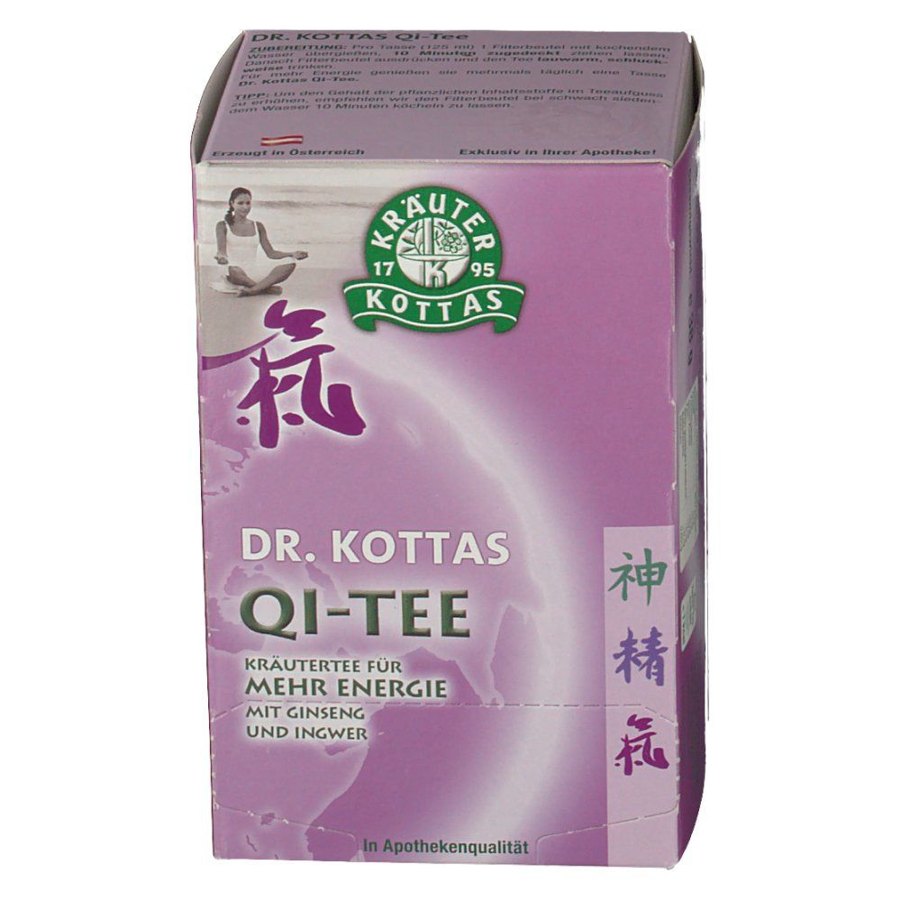 DR. KOTTAS Qi-Tee