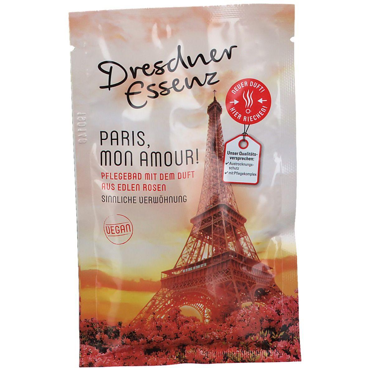 Dresdner Essenz Pflegebad Paris Mon Amour