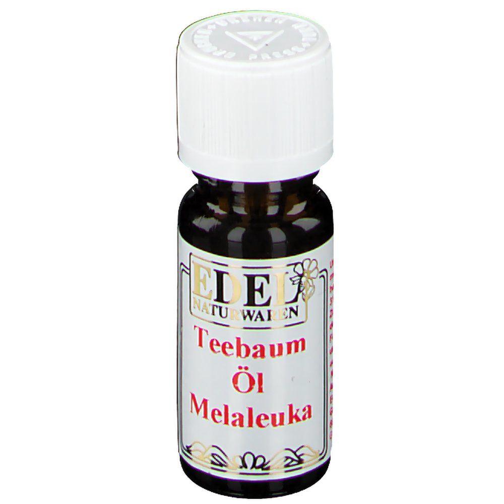 EDEL NATURWAREN Teebaum Öl Melaleuka