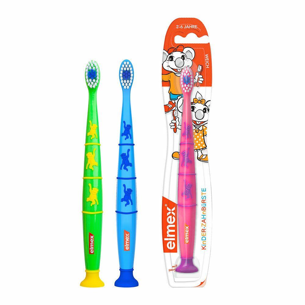elmex® Kinder Zahnbürste