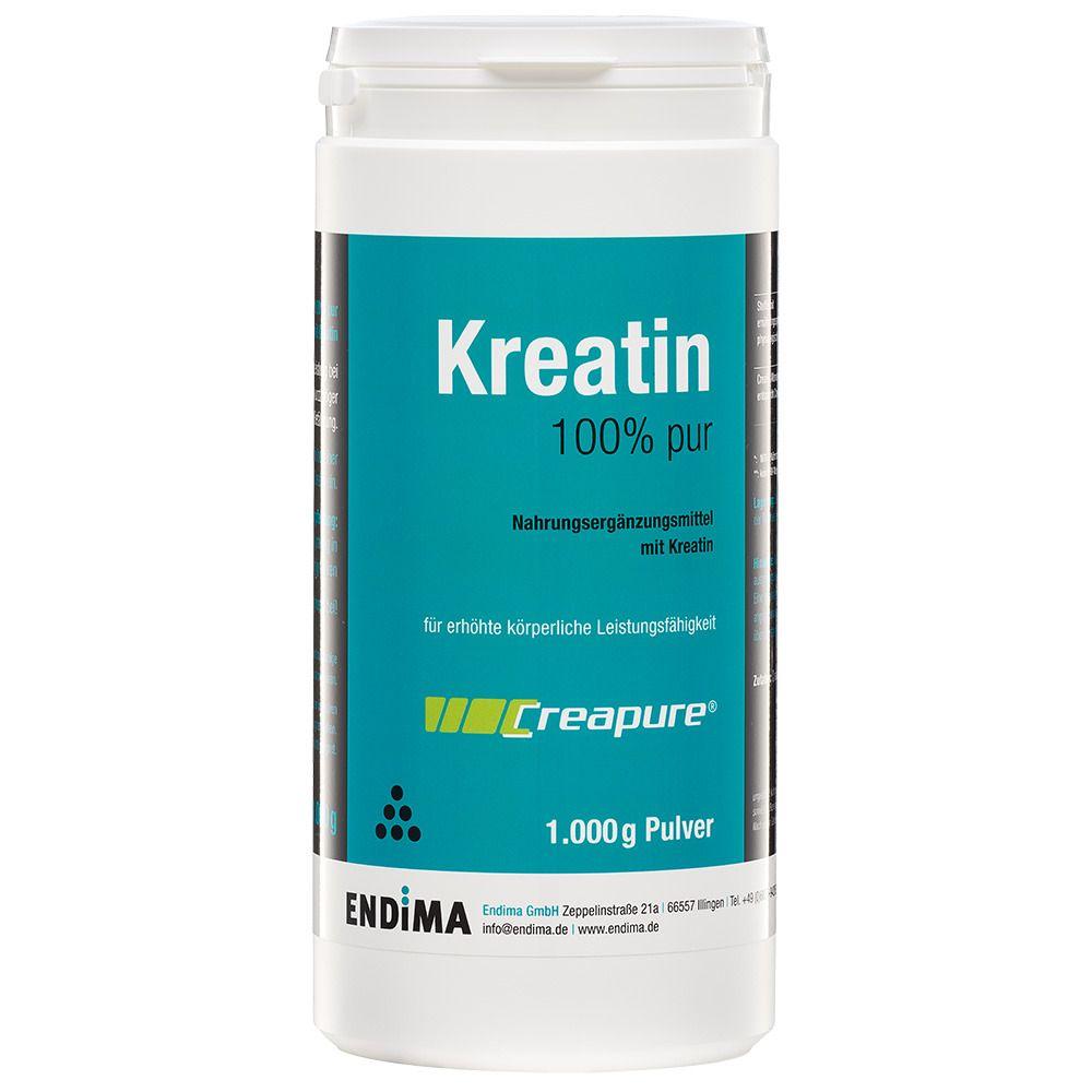 Endima® Creapure® Kreatin 100% Pur Pulver