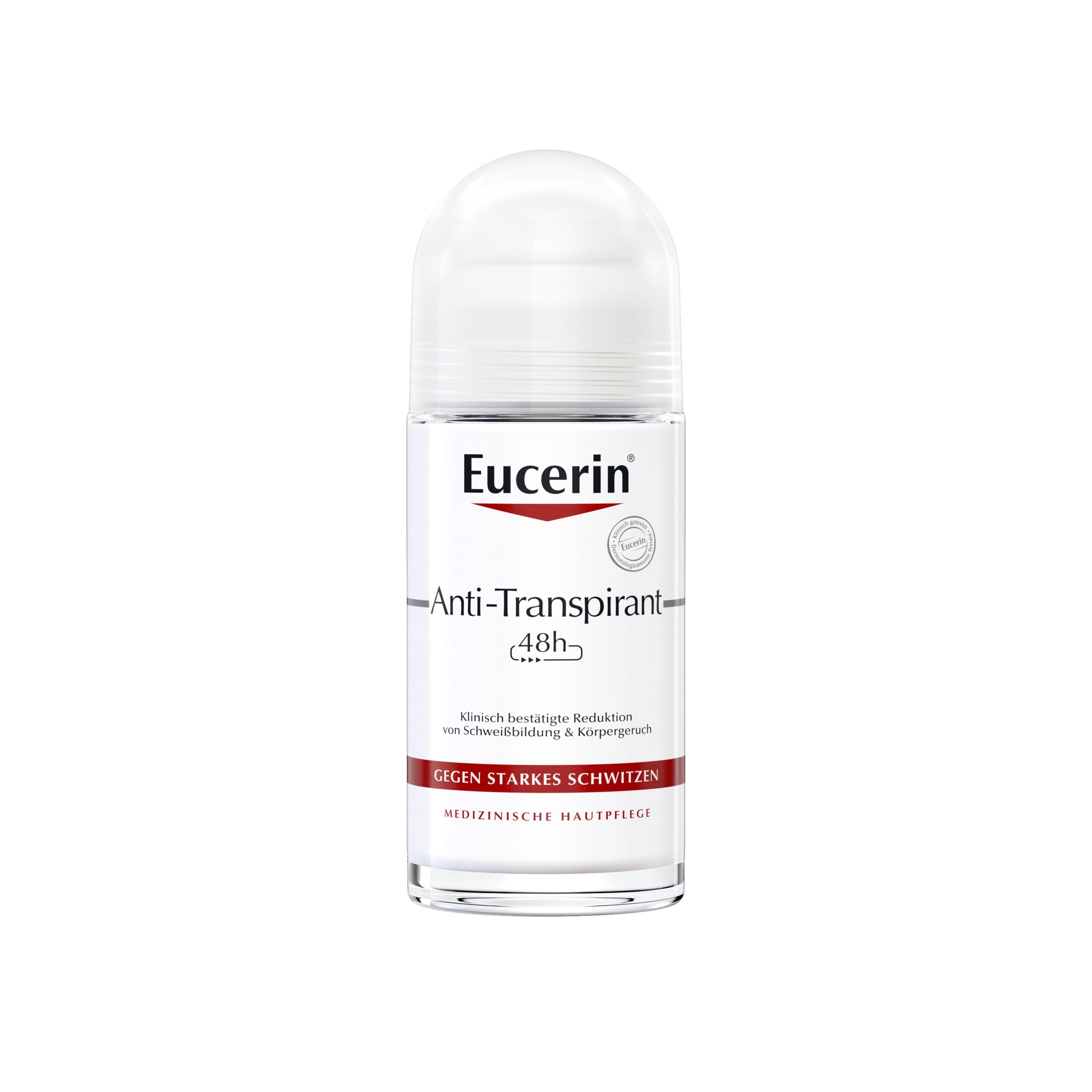 Eucerin® Anti-Transpirant 48h Roll-on