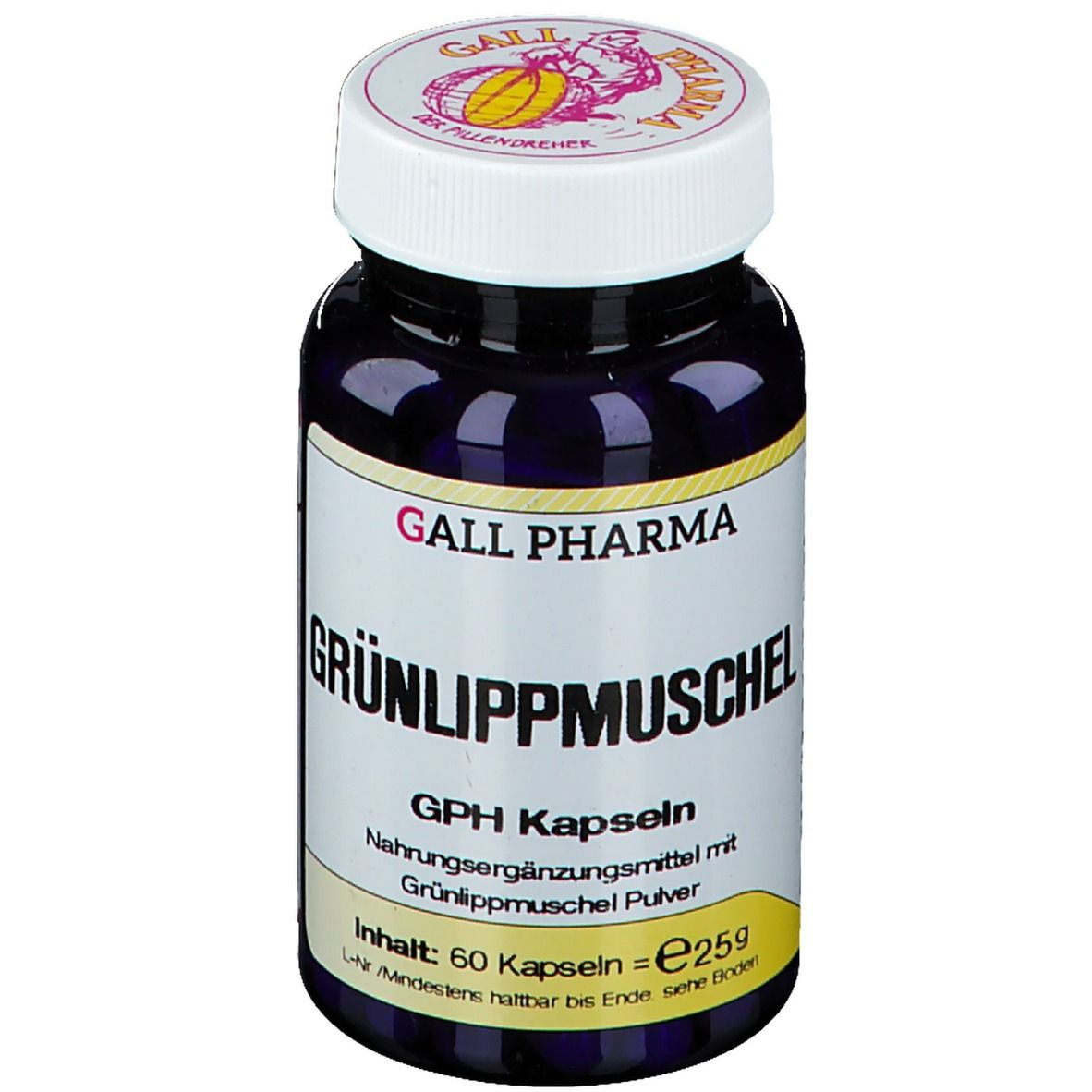 GALL PHARMA Grünlippmuschel GPH