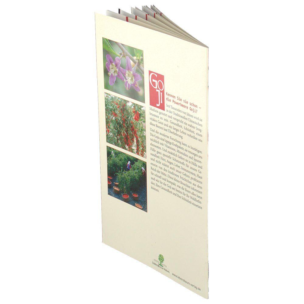 Goji Beerenpower Broschüre