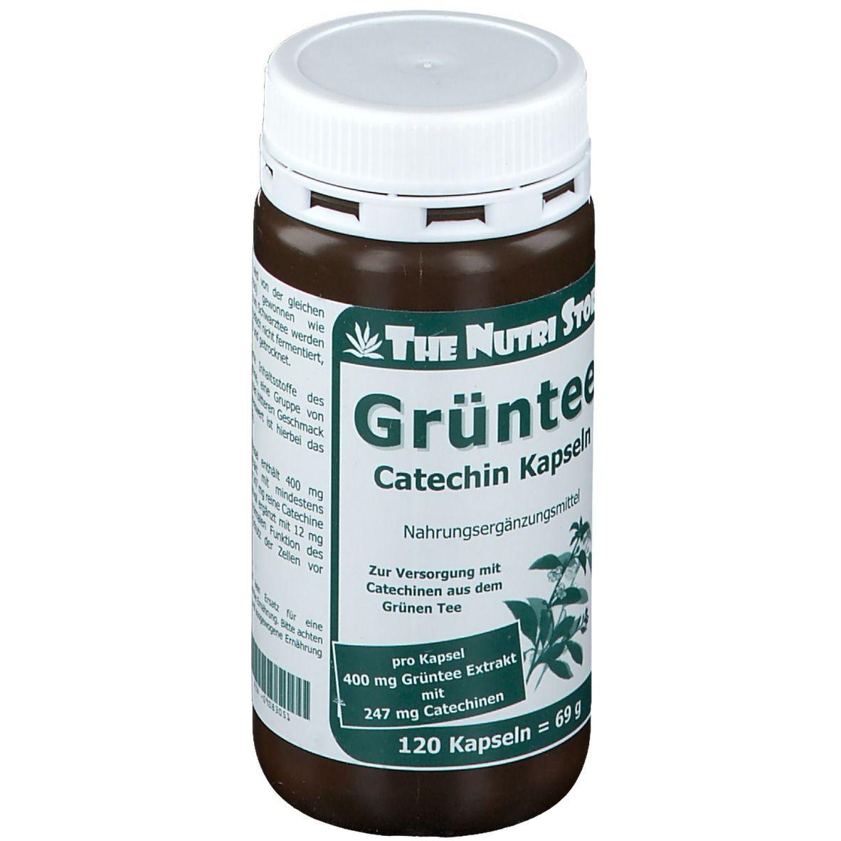 Grüntee 400 mg Catechin