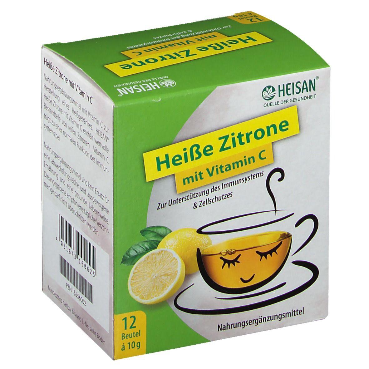 Heiße Zitrone Schwangerschaft