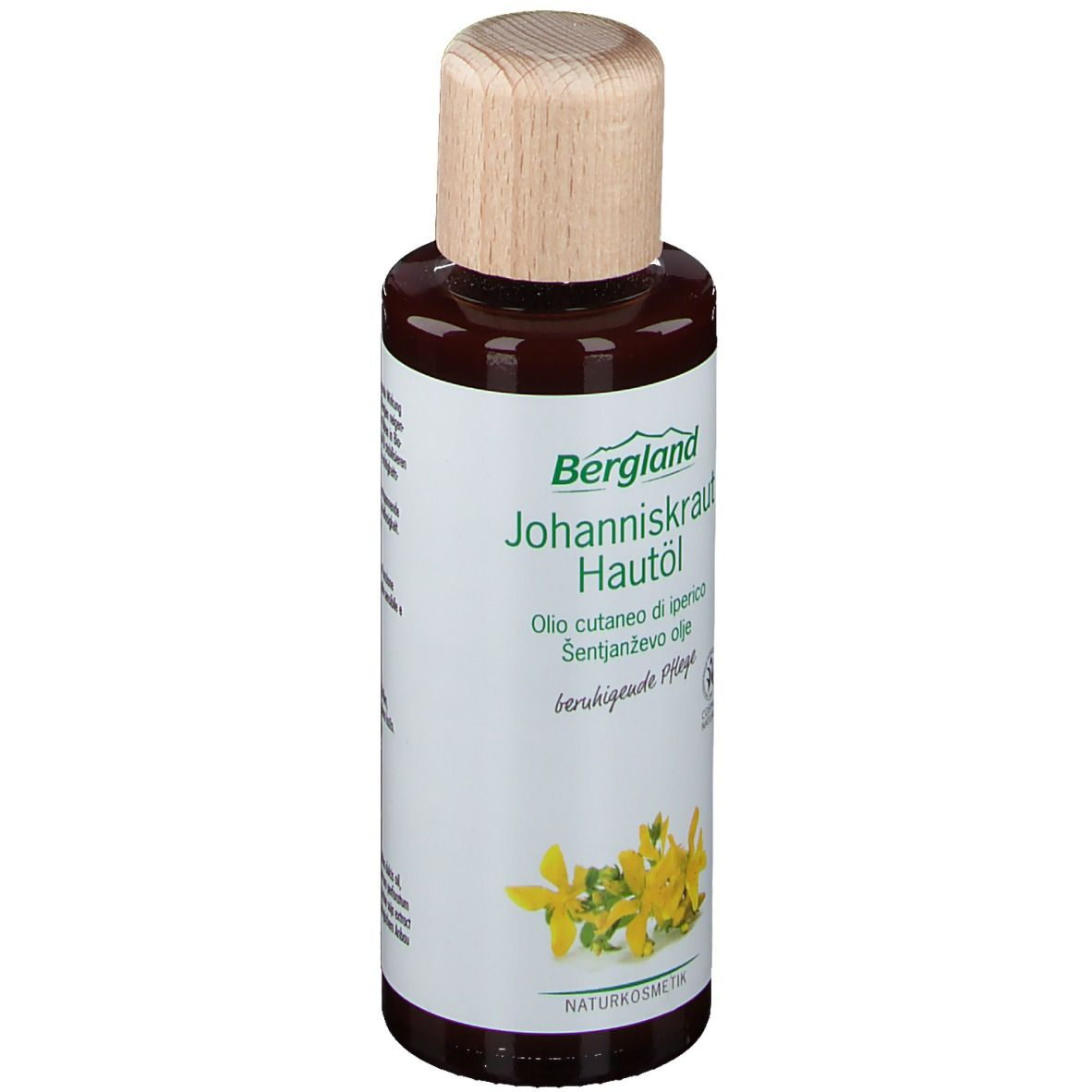 Johanniskraut Hautöl
