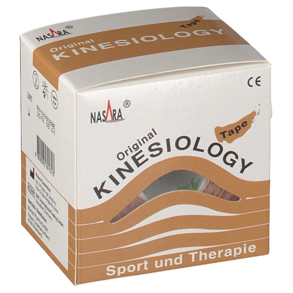 Kinesiologie Tape 5 cm x 5 m beige