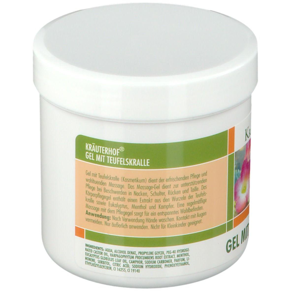 Kräuterhof® Teufelskralle Gel