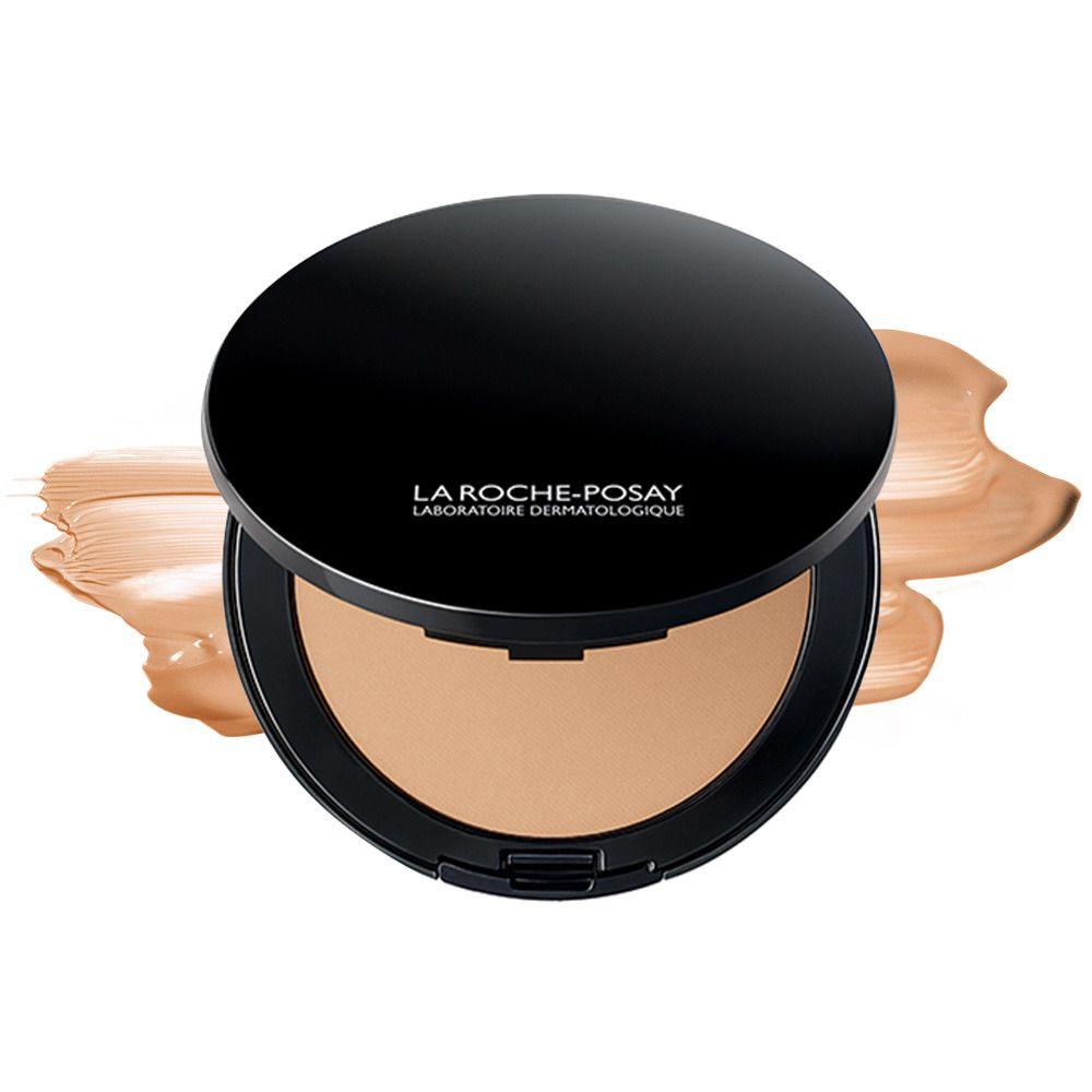 La Roche Posay Toleriane Kompakt-Creme Make-Up 13 R  Beige Sable LSF 35