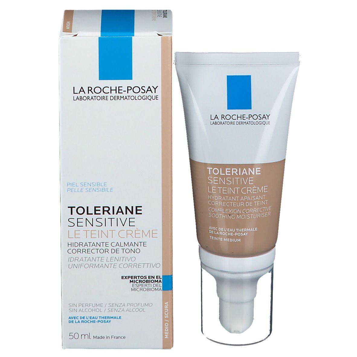 LA ROCHE-POSAY Toleriane Sensitive Le Teint Creme Getönte..