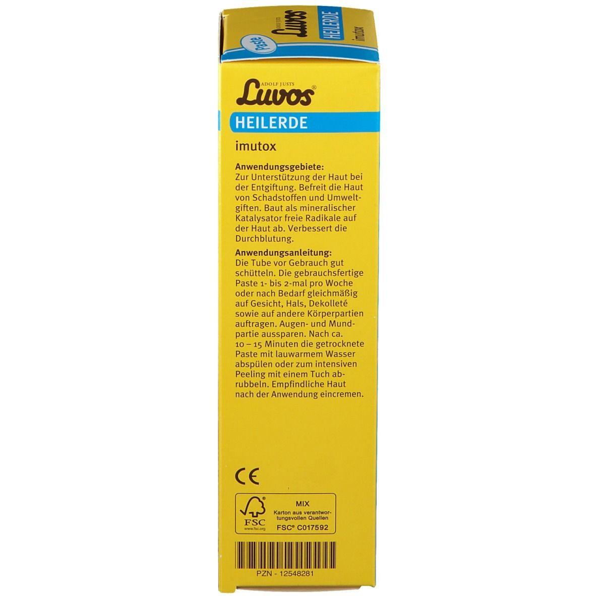 Luvos® Heilerde Imutox