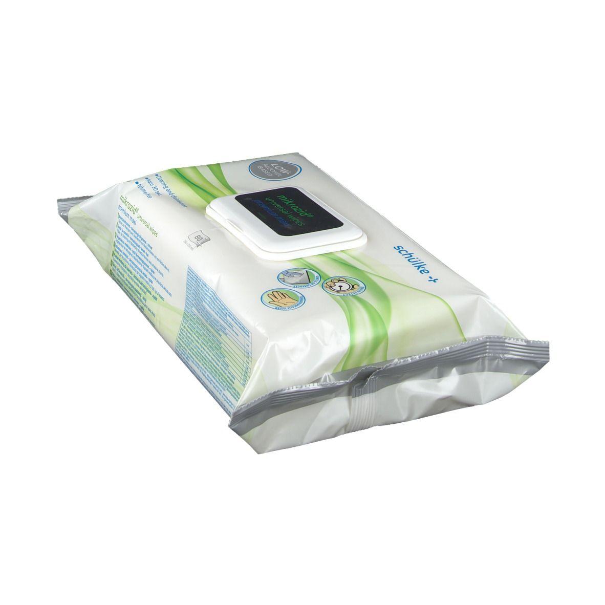 mikrozid® Universal WIpes Premium Maxi