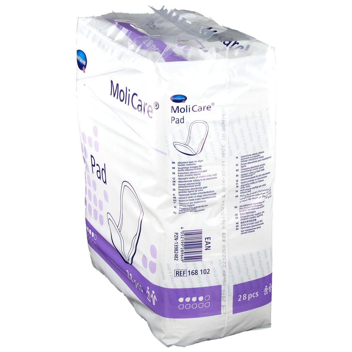 MoliCare® Pad 4 Tropfen