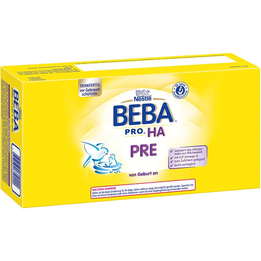 Beba Ha Pre Erfahrung